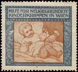 Hilfe für neugegründete Kinderkrippen in Wien