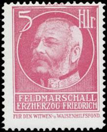 Feldmarschall Erzherzog Friedrich