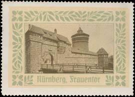 Frauentor in Nürnberg