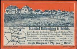 Ostseebad Heiligenhafen in Holstein