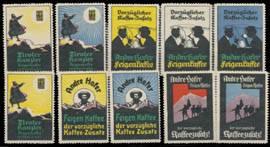 Andre Hofer Kaffee Sammlung Tirol Kanzler