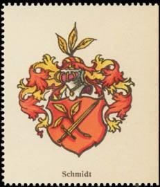 Schmidt Wappen