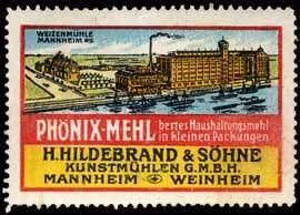 Weizenmühle Mannheim