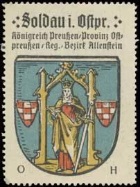 Soldau in Ostpreußen