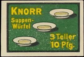 Knorr Suppenwürfel