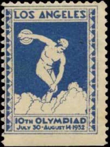 10. Olympischen Spiele