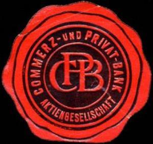 Commerz - und Privat - Bank Aktiengesellschaft