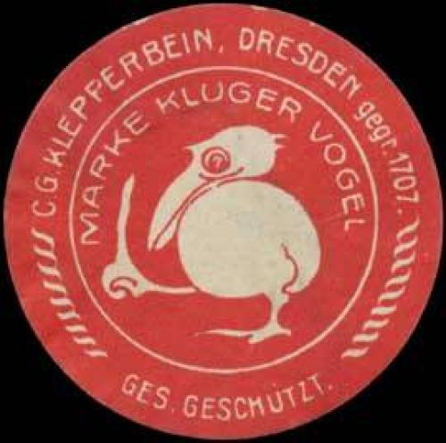 Marke Kluger Vogel