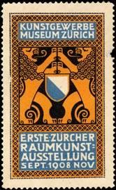 Erste Züricher Raumkunst - Ausstellung