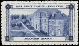 Sanatorium Prince Charles Prins Karel - Auderghem (Brabant)