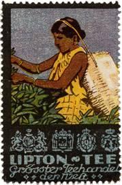 Lipton - Tee - Grösster Teehandel der Welt