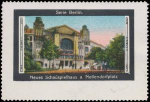 Neues Schauspielhaus am Nollendorfplatz