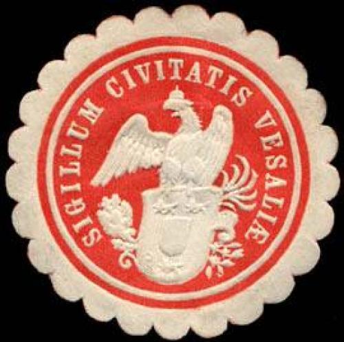 Sigillum Civitatis Versaliae
