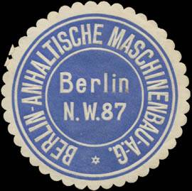 Berlin-Anhaltische Maschinenbau AG BAMAG