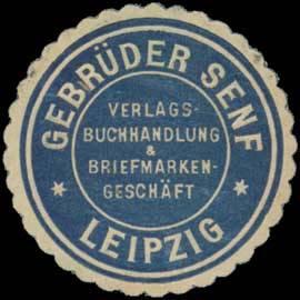 Gebrüder Senf Briefmarken