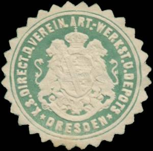 K. 8. Direct. der Verein. Artillerie-Werkstatt und Depots