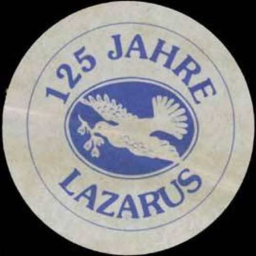 125 Jahre Lazarus