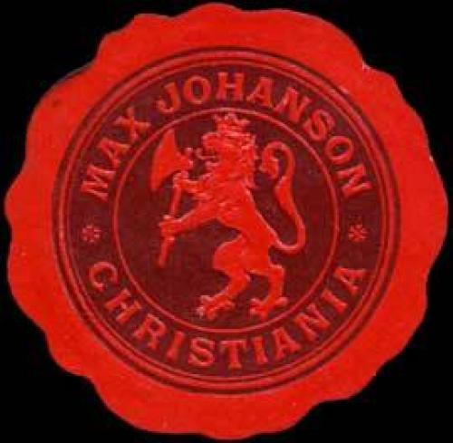 Max Johanson - Christiania
