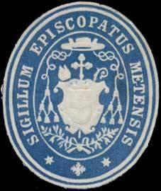 Sigillum Episcopatus Metensis