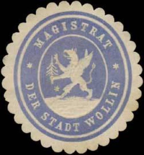 Magistrat der Stadt Wollin