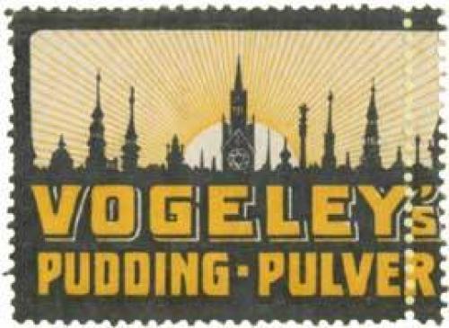 Vogeleys Pudding-Pulver