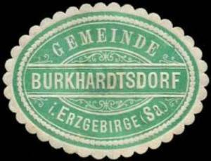 Gemeinde Burkhardtsdorf im Erzgebirge (Sachsen)