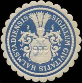Sigillum Civitatis Halmstadiensis