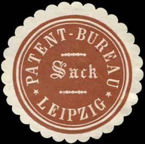 Patent-Bureau Sack - Leipzig