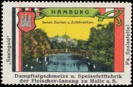 Hamburg Botanischer Garten