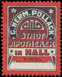 Stadt-Apotheker in Hall