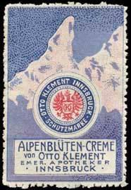 Alpenblüten-Creme