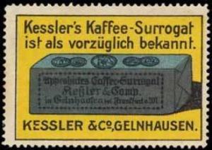 Kesslers Kaffee Surrogat