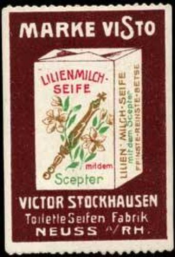 Lilienmilch-Seife