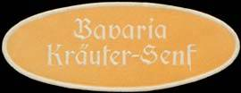 Bavaria Kräuter-Senf