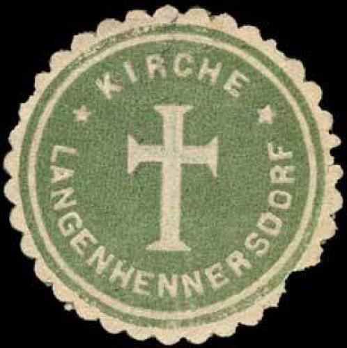 Kirche Langenhennersdorf
