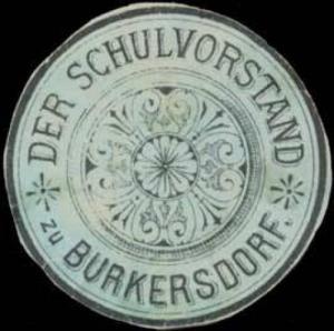 Der Schulvorstand zu Burkersdorf