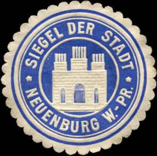Siegel der Stadt Neuenburg