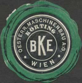 Körting Österreichische Maschinenbau AG (BKE)