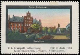 Kreishaus Rathenow
