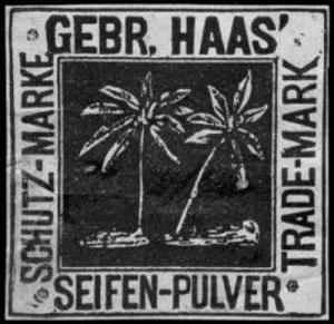 Seifen-Pulver