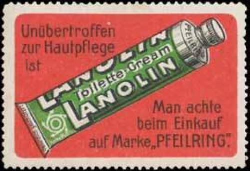 Lanolin Toilette-Cream