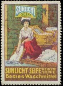 Sunlicht-Seife feinste Seife