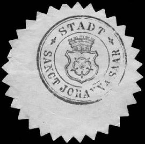 Stadt Sanct Johanna Saar