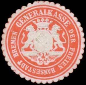 Generalkasse der freien Hansestadt Bremen