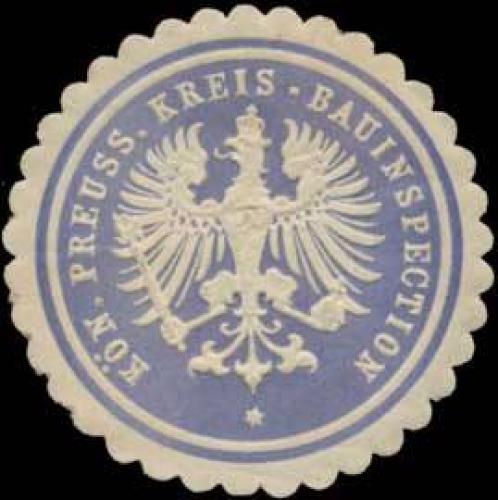 K.Pr. Kreis-Bauinspection