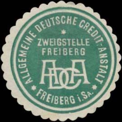 Allgemeine Deutsche Creditanstalt