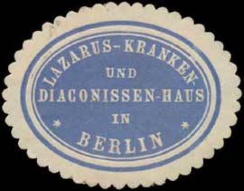 Lazarus-Kranken- und Diaconissenhaus