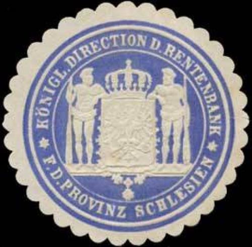 K. Direction der Rentenbank