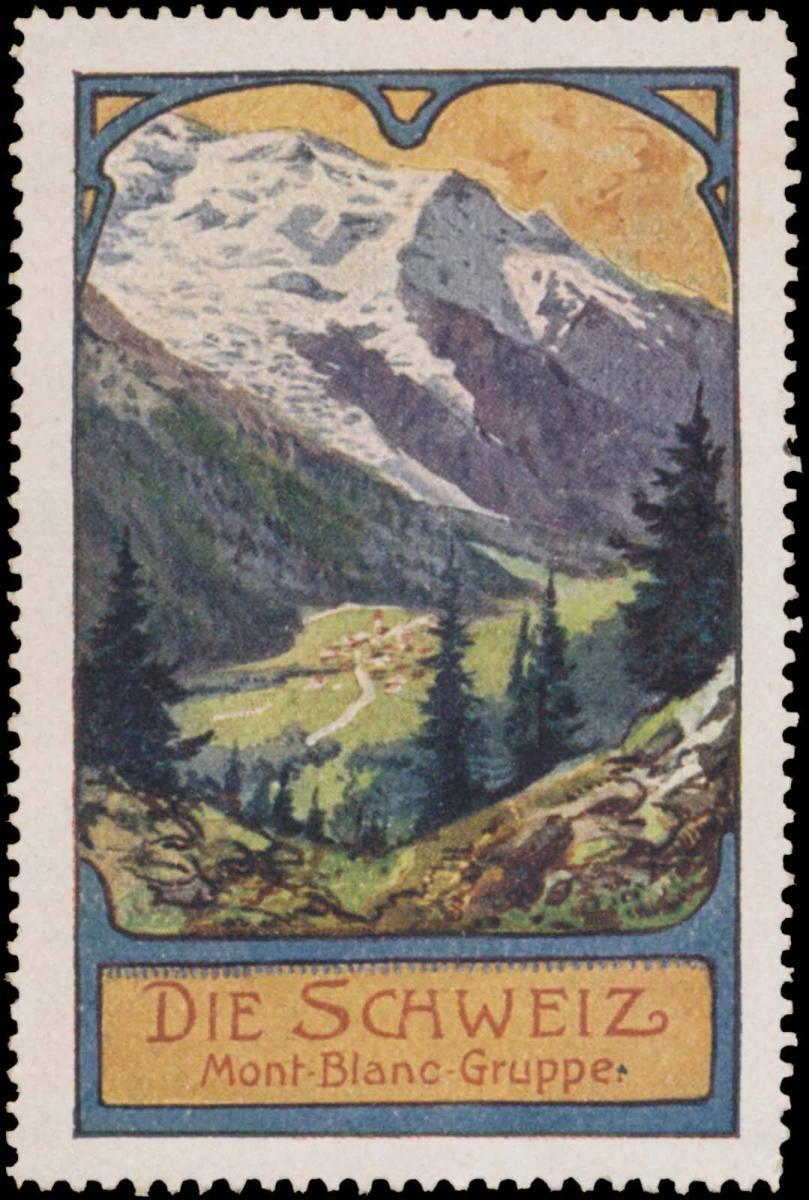 Mont-Blanc Gruppe