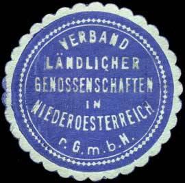 Verband Ländlicher Genossenschaften in Niederoesterreich r. GmbH